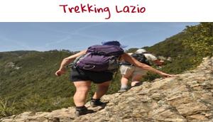 Trekking lazio
