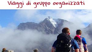 Viaggi di gruppo organizzati